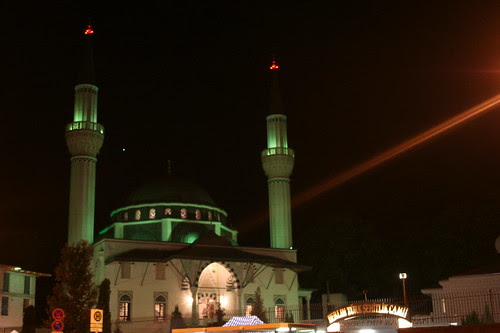 Sehitlik Moschee