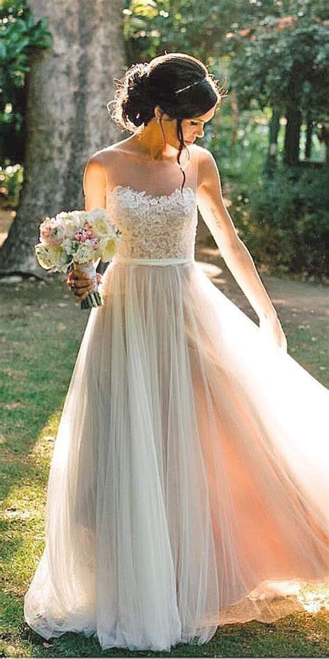Lace Top Tulle A Line Formal Onsale Long Prom Dress