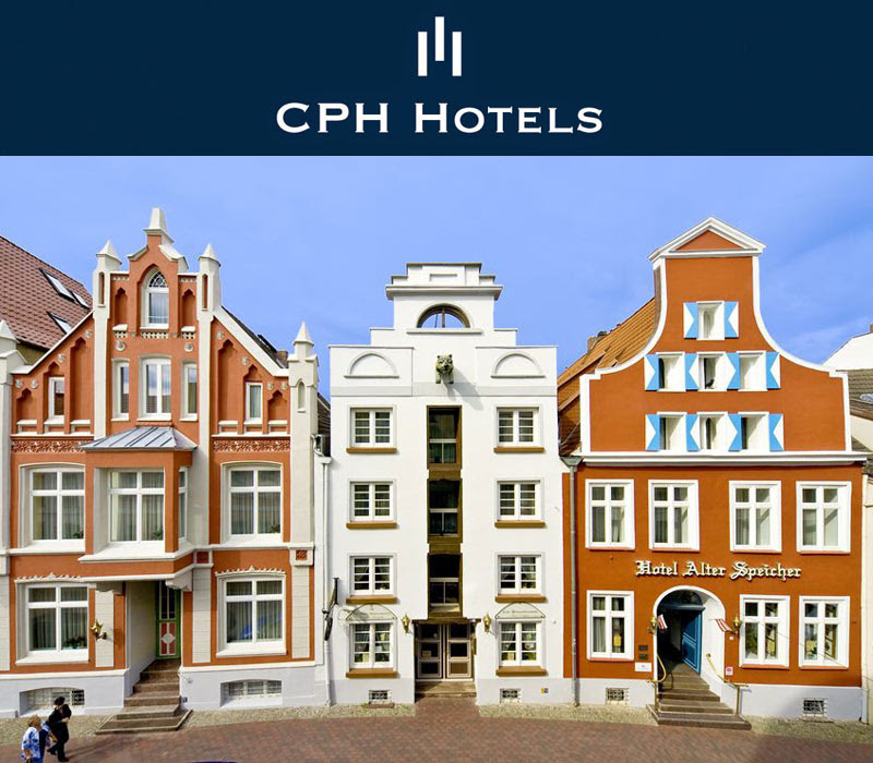 City Partner Hotel Alter Speicher, Hotel Wismar