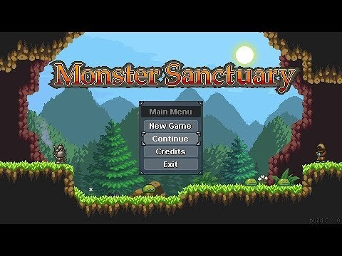 Monster Sanctuary Review | Gameplay