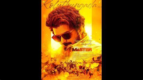 master vaathi raid thalapathy vijay anirudh