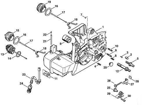 Get 026 stihl parts diagram