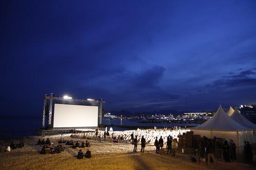 Outdoor screening?