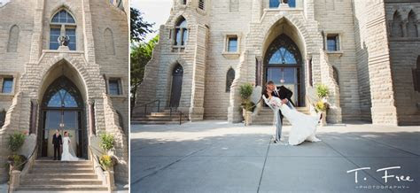 Spencer and Shelby's St John's Creighton Wedding · T. Free