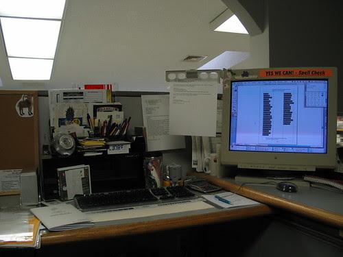 Before workstation