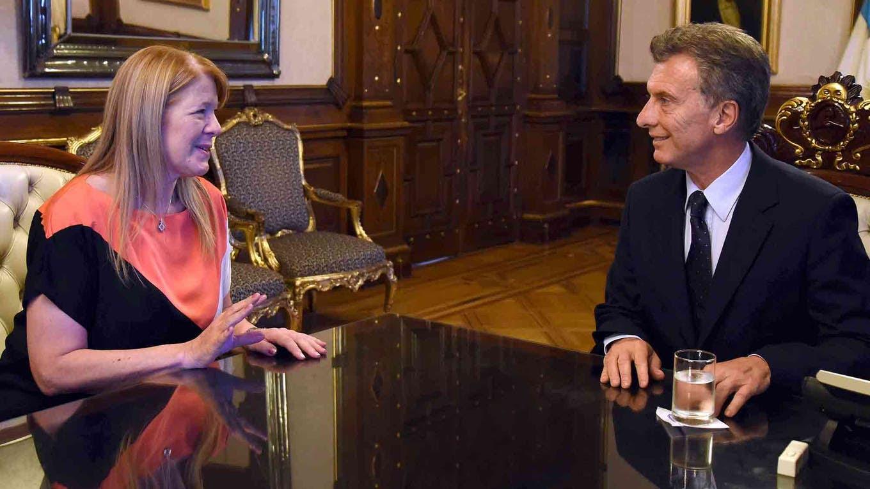 Margarita Stolbizer cuestionó el proyecto para remover a Gils Carbó foto: Archivo Presidencia