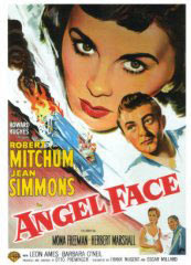 Angel Face on DVD