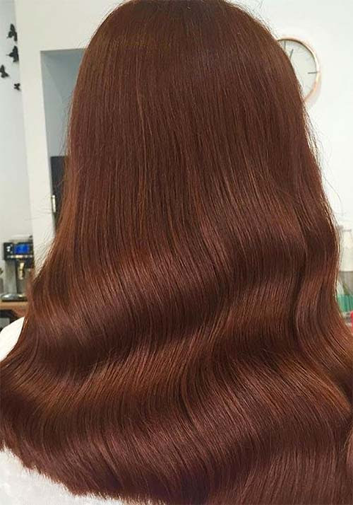 100 Badass Red Hair Colors: Auburn, Cherry, Copper, Burgundy Hair Shades  Fashionisers