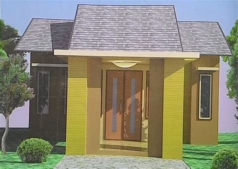 simple house images