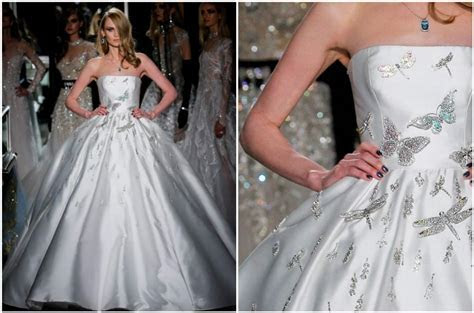 Check out the world?s most expensive wedding dress that