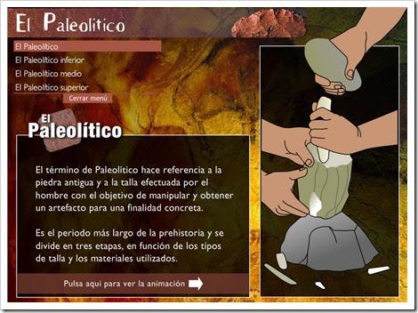 Palelítico en España