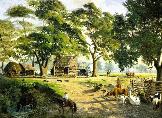 Southern Homestead