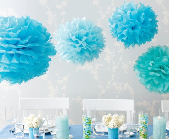 tissue paper flowers how to. DIY – Tissue Paper Flowers