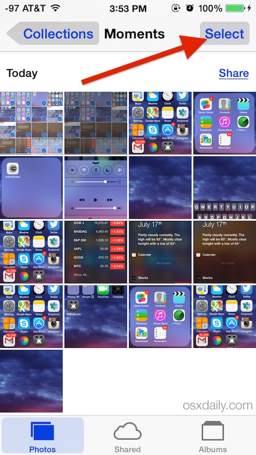 How to Bulk Remove Many Photos on iPhone Quickly with a ...