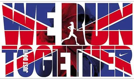 Nike 'We Run Together' Paula Radcliffe ad