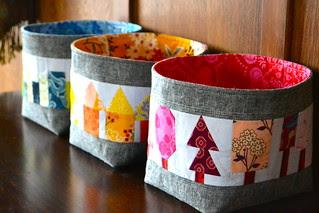Sewing Room Swap Baskets
