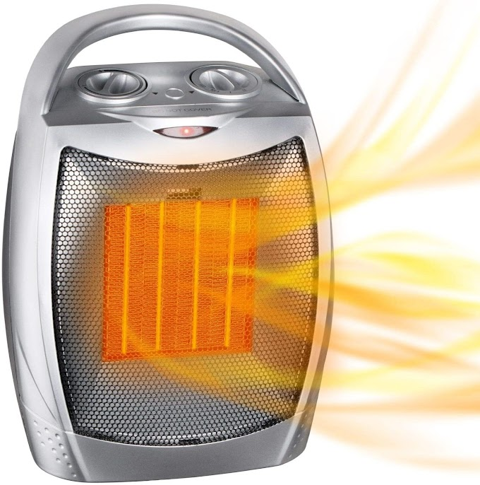 Best Seller Portable Electric Space Heater with Thermostat