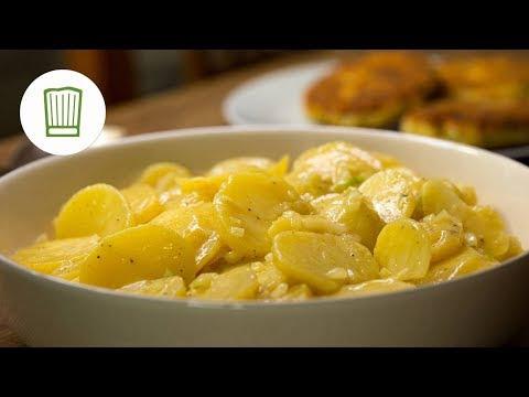Rezept Kartoffelsalat Klassisch