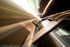 Speed through the night