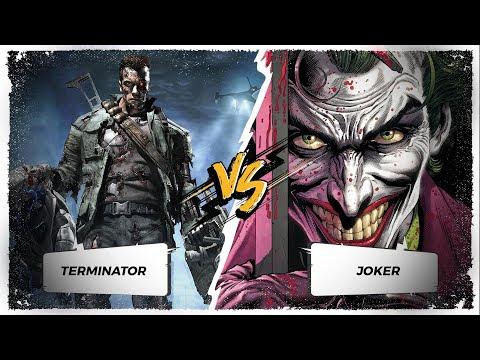 Terminator VS Joker + FINALA - Fara puteri