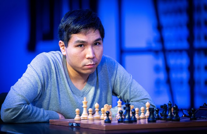 Wesley So in solo 1st place lead of Grand Chess Tour Paris Rapid & Blitz
