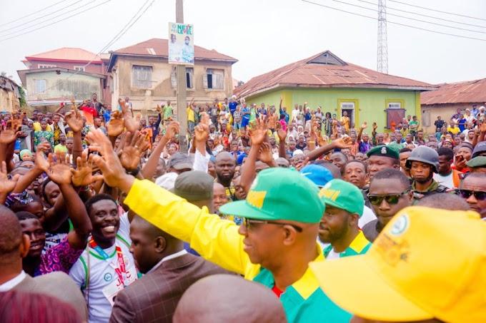 "Dapo Abiodun's Government Is Strategic, Swift In Developing Sports"" Bukola Olopade Replies Ladi Adebutu"