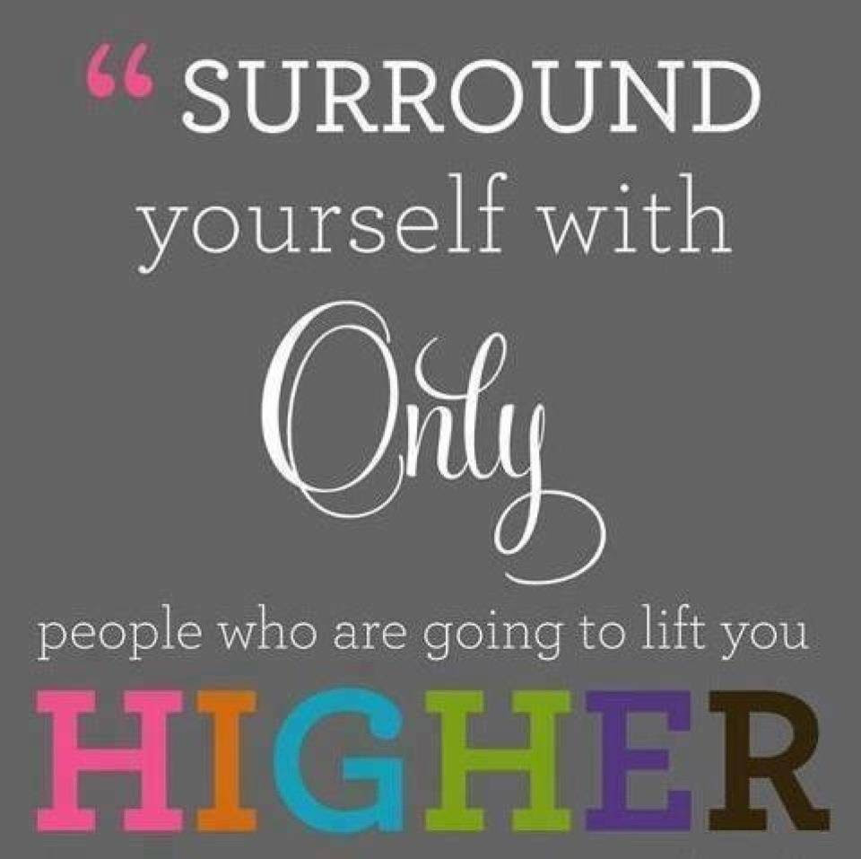 Quotes About Surround Yourself With Positive People 78 Quotes