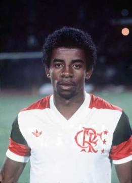 Volante Andrade - eterno camisa 6 do Flamengo