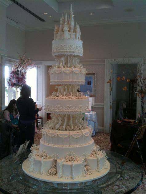 DISNEY FANTASY WEDDING CAKE   Million Dollar Wedding