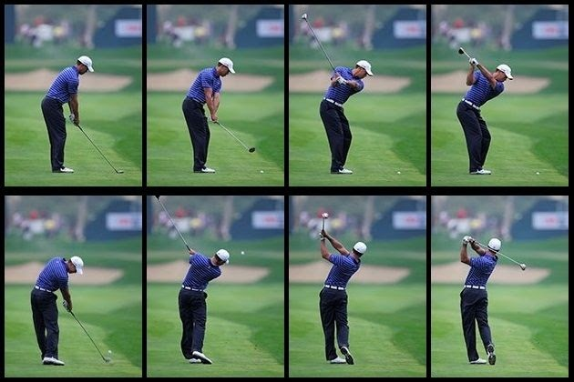 Rocco Mediate Golf Swing Sequence