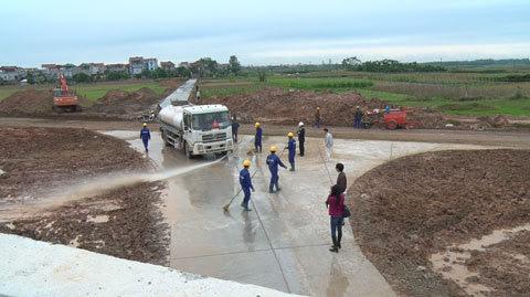 công trình, trảm tướng, Ban quản lý dự án 85, Cienco, Bộ trưởng