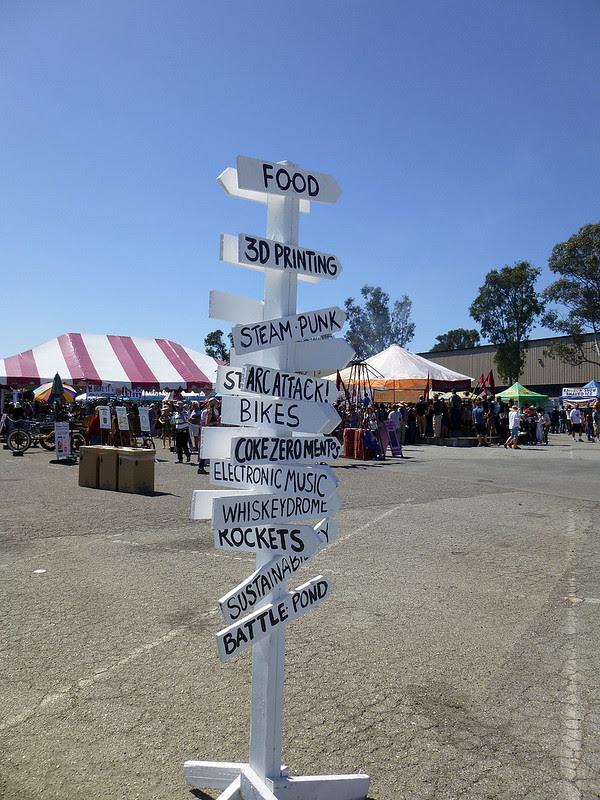 2013 Maker Faire Crossroads