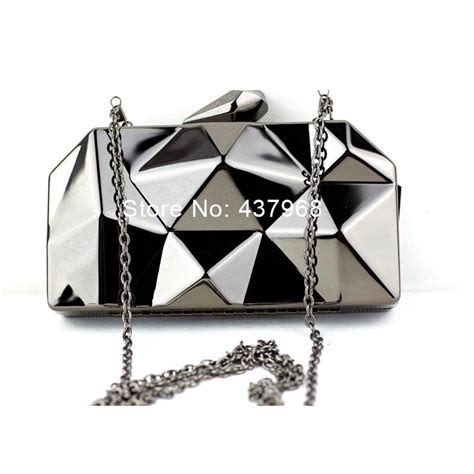 Name Brand Purses For Sale Small Iron Clutch Purse With