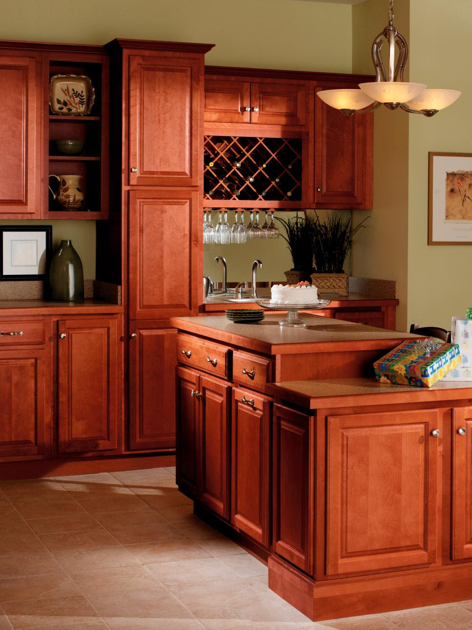 Quartz Kitchen Countertops: Pictures & Ideas From HGTV   HGTV
