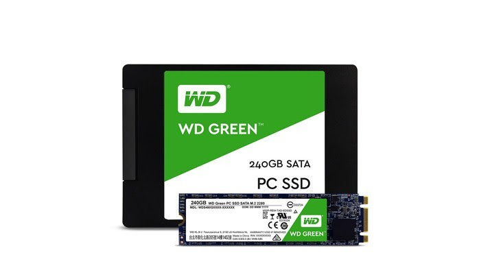 O SSD da WD melhora velocidade de computador com baixo consumo de energia (Foto: Divulgação/WD)