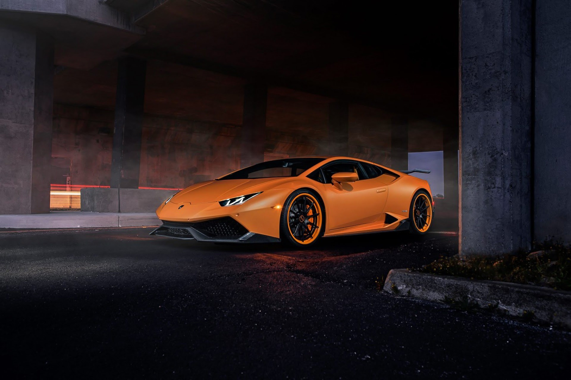 750x1334 Lamborghini Huracan Orange iPhone 6, iPhone 6S, iPhone 7 HD 4k Wallpapers, Images