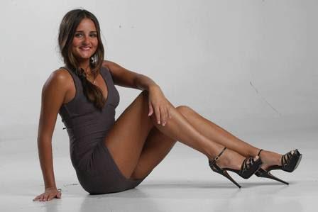 Catarina Migliorini quer viajar o mundo