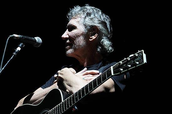 Show de Roger Waters no Estádio do Morumbi em São Paulo SP