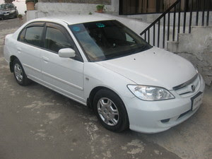 Honda Civic For Sale In Lahore Pak4wheelscom Buy Or Sell Your