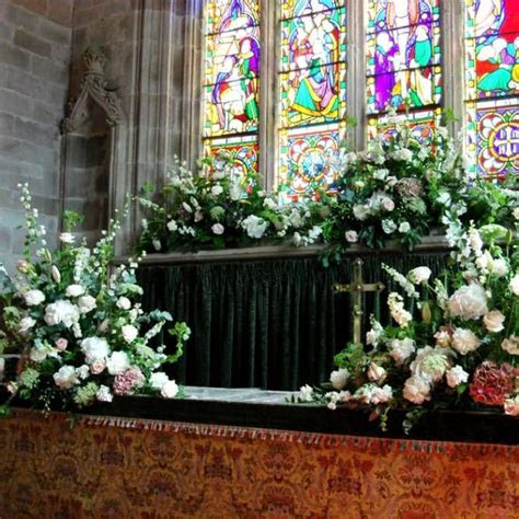 204 best Church Wedding Decorations images on Pinterest