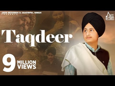 Taqdeer Yuvraj Kahlon Lyrics New Punjabi Song Mp3 Download 2020 | A1laycris