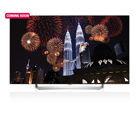 LG 77EG9900 4K OLED TV