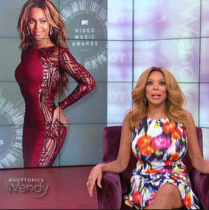 Wendy Williams says Beyonce needs auto-tune to perform live...and the Beyhive drag the heck out of her