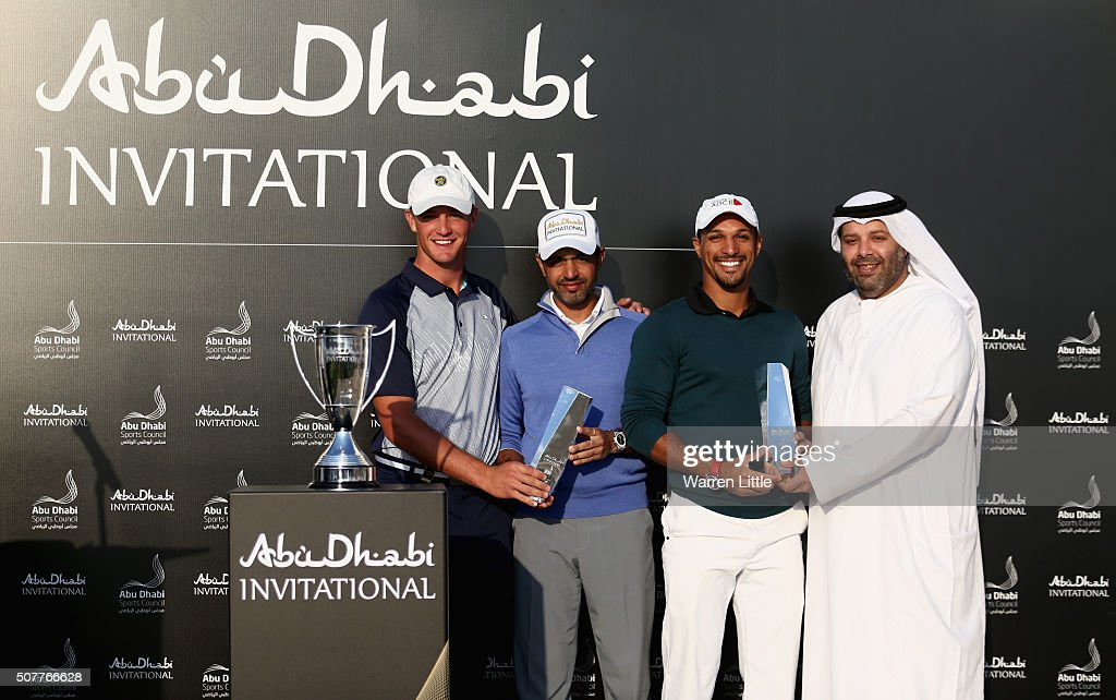 The 2016 Abu Dhabi Invitational  Day 2  Getty Images