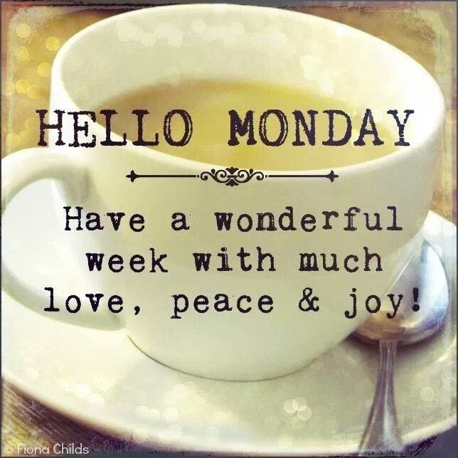 Happy Monday Quotes Happy Monday Quote Number Picture Quotes Jpg