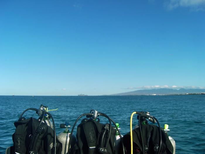 scuba diving oahu 007
