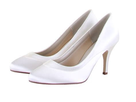 Rainbow Club Shoes Nicole   Dyeable Wedding and Bridal Shoes