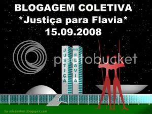 Blogagem Colectiva para Flávia em 9/Set/2008