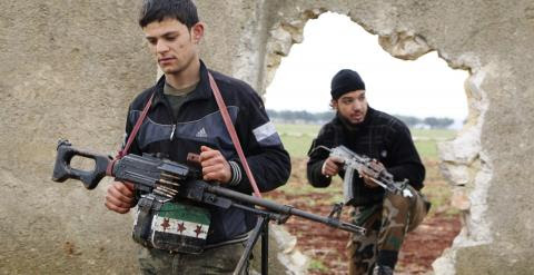 Siria combates REUTERS