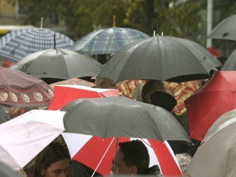 Καιρός: Βροχές και χιονοπτώσεις την Παρασκευή - Αναλυτική πρόγνωση